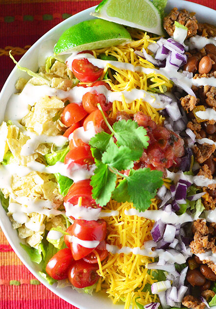 Turkey-Taco-Salad-aerial-2