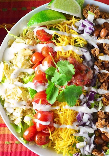 Turkey-Taco-Salad-aerial-2